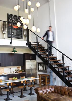 Sparks – Escalier métallique, acier, industriel sur mesure dans les ...